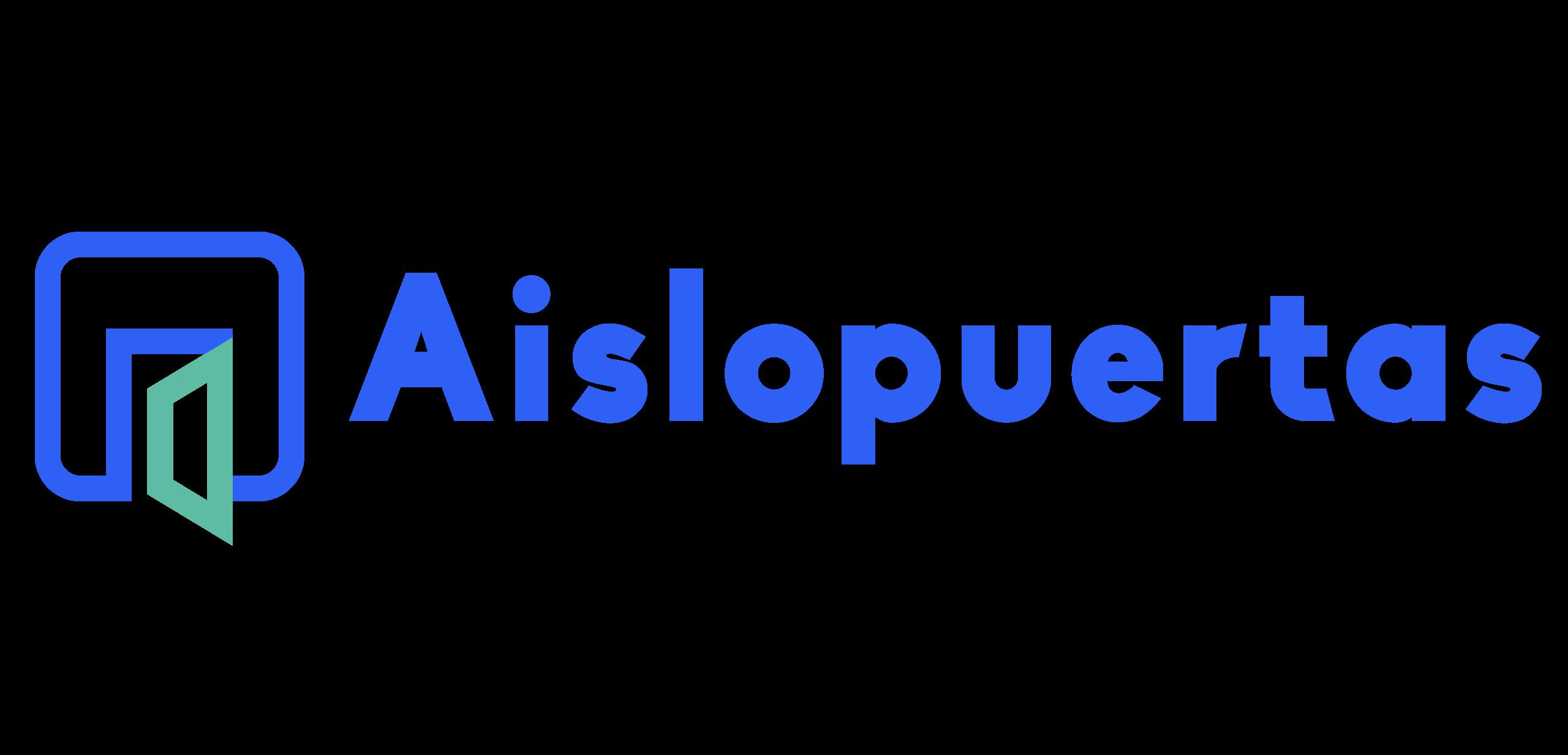 Logotipo Aislopuertas