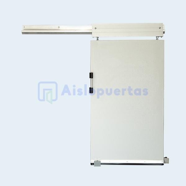 Puerta corrediza para refrigeración, modelo E