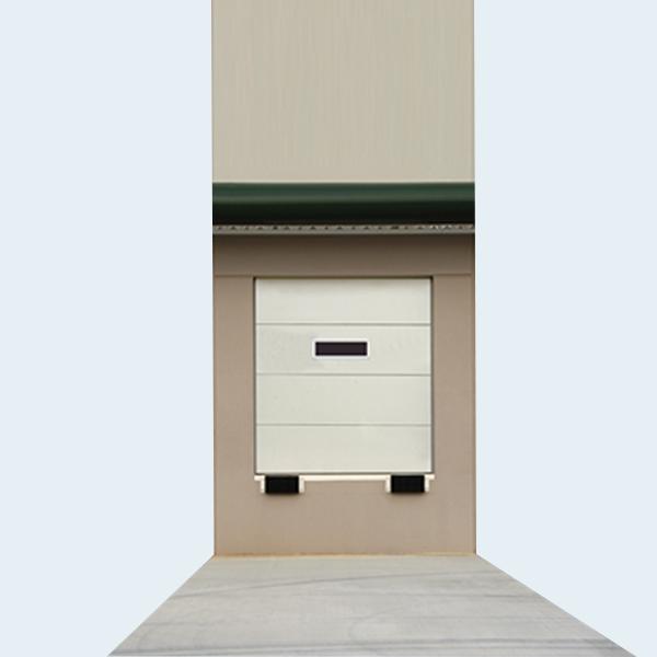 Puerta overhead VL
