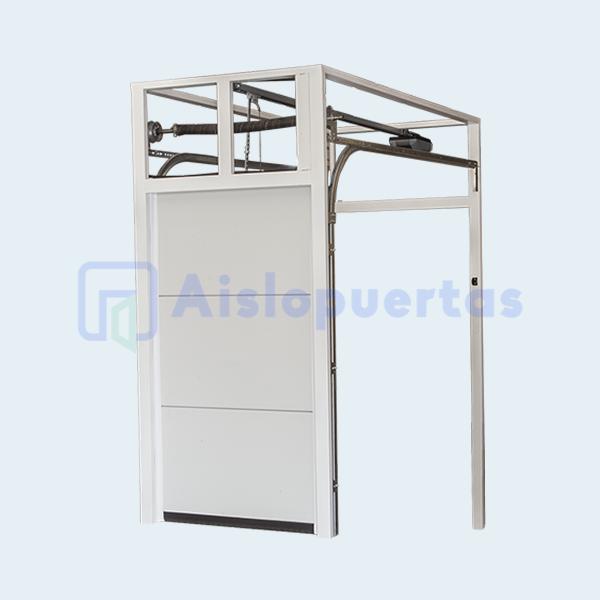 Puerta overhead, modelo estándar lift.